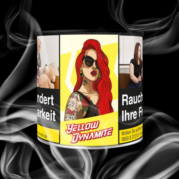 Moments of Ecstasy 200g - Yellow Dynamite