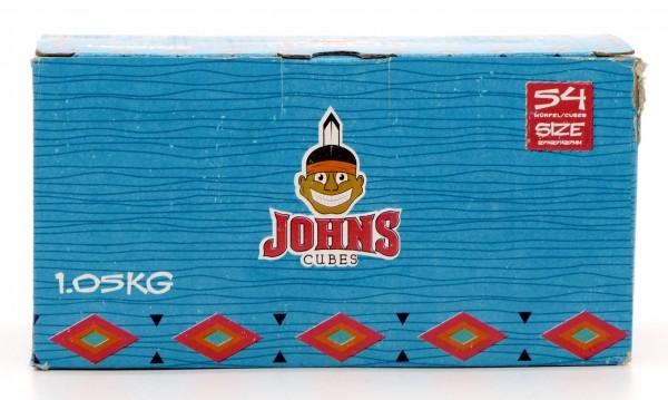 Johns Cubes 27 Shisha Kohle - 1,05kg