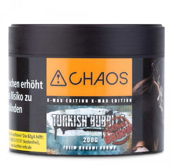 Chaos - Turkish Bubbles Code Brown