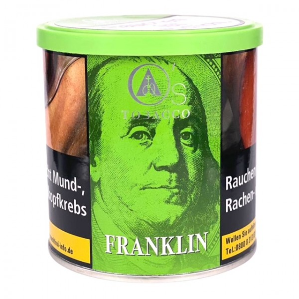 O's Green 200g - Franklin