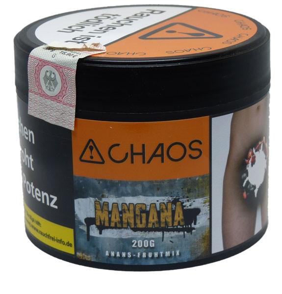 Chaos - Mangana