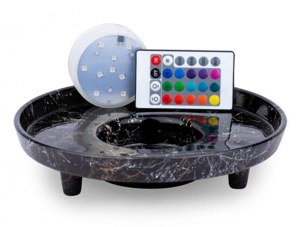 Venoz LED T1 - Picasso Black