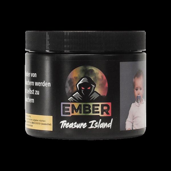 Ember - Treasure Island