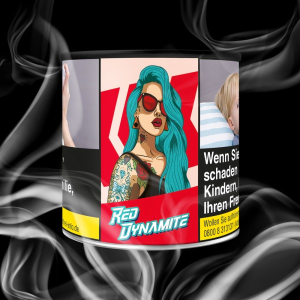 Moments of Ecstasy 200g - Red Dynamite