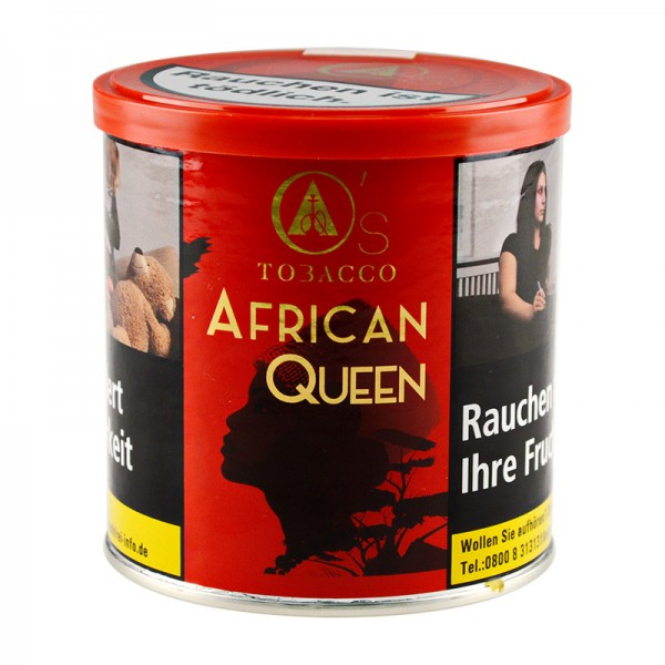 O's Red 200g - African Queen
