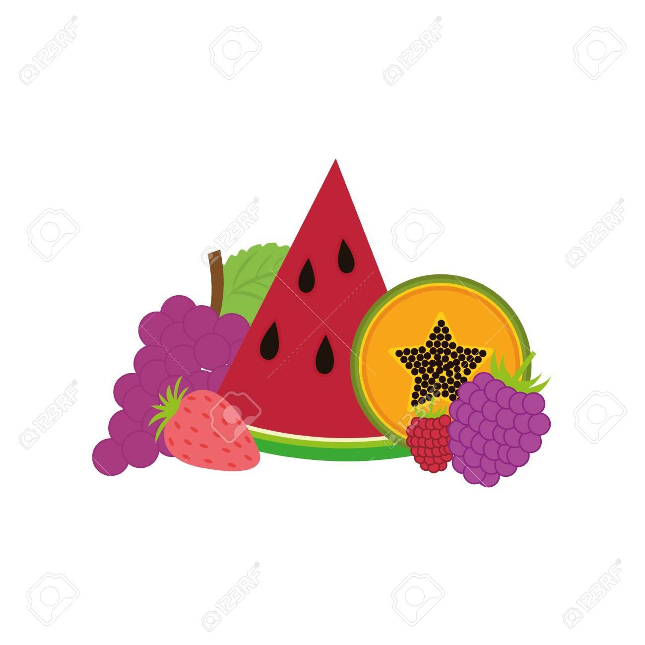 Tropische Früchte Mix