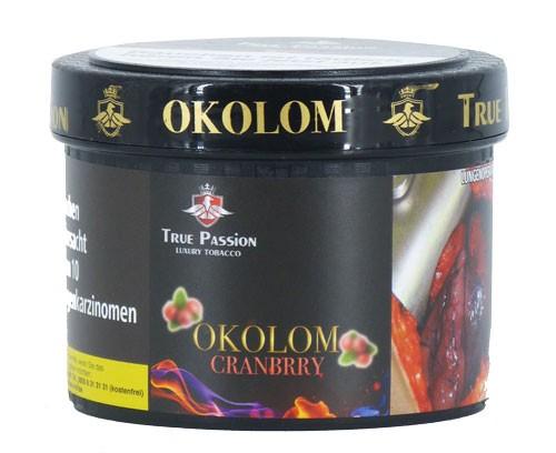 True Passion Tobacco 200g - Okolom Cranbrry