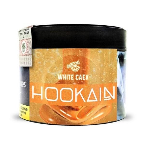 Hookain - white ceak