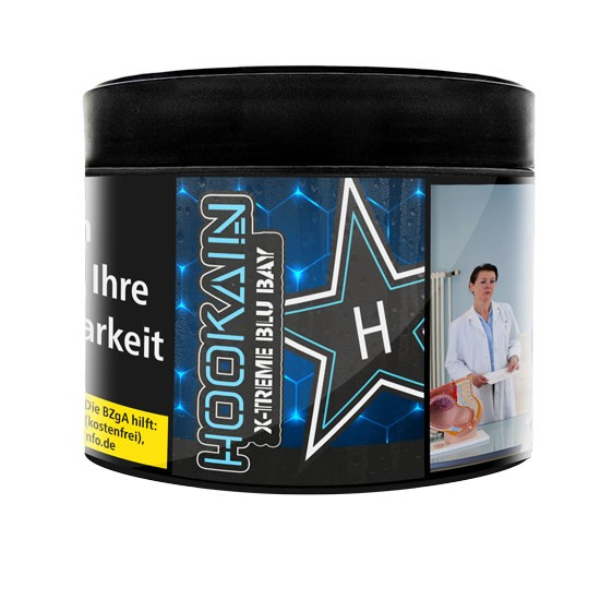 Hookain - X-Treme Blue Bay