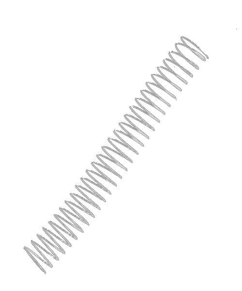 Abknickschutz Spirale