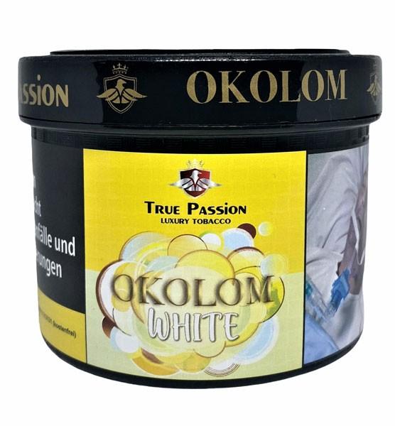 True Passion - Okolom White
