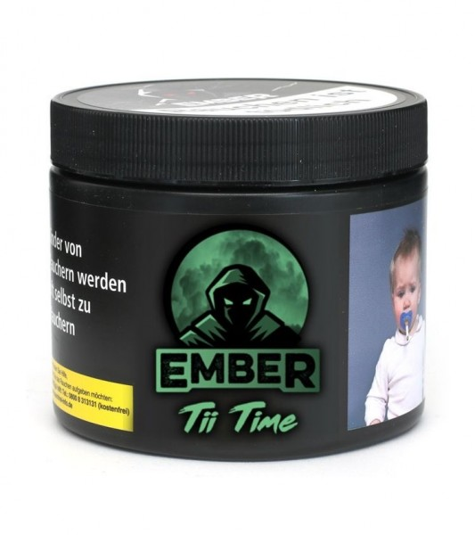 Ember Tobacco 200g - TII TIME