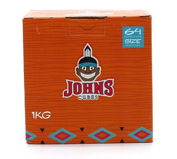Johns Cubes 26 Shisha Kohle-1 kg