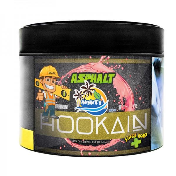Hookain - Asphalt Manta Erotik